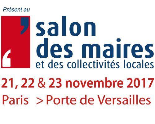 Salon des Maires et des Collectivités 2017 – Hall 3 / Stand D 80